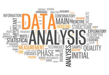 "Word Cloud ""Data Analysis"""