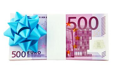 10 x 500 Euro