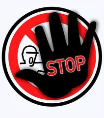 STOP © Matthias Buehner