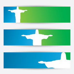 Rio De Janeiro banners