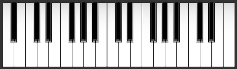 Klavier Piano Keyboard