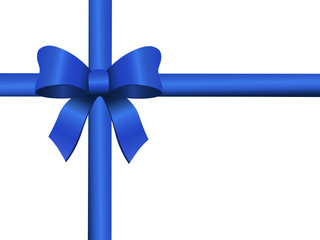 geschenkschleife, schleifenband, schleife, blau,  muttertag