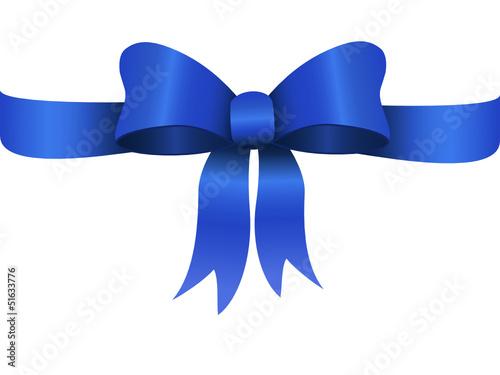 bandschleife, schleifenband, dekoschleife,  blau, blaues vektor,