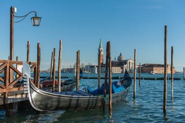 Venice's lagoon