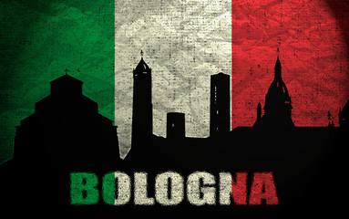 View of Bologna