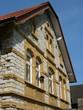 Typisches Wohnhaus mit schöner Fassade in Oerlinghausen