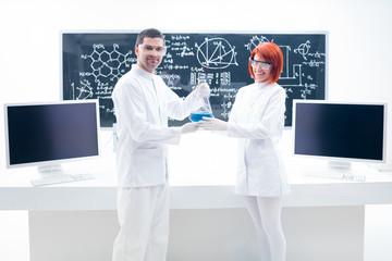 chemistry laboratory analysis