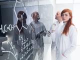 chemistry lab teacher analysis poster