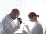 laboratory analysis poster