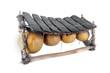 Balafon, instrument de percussion africain. - 51645389