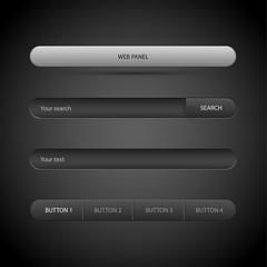 Web panel