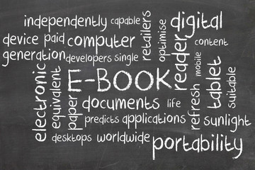 ebook wordcloud