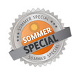 Sommer Special Button