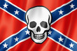 Confederate death flag