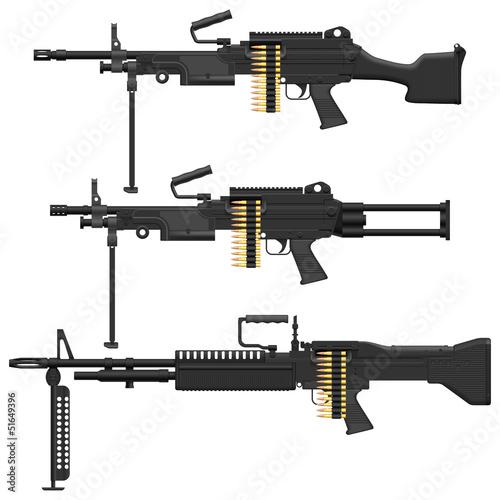 Machine Gun - 51649396