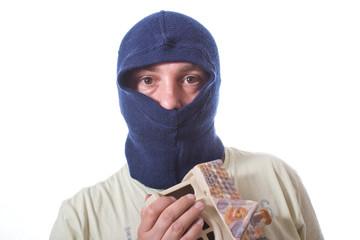 Einbrecher, cambrioleur, burglar