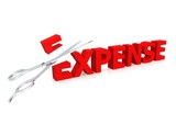 Scissor and expense