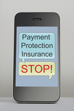 Payment Protection Insurance claim spam text message