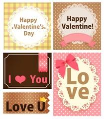 Valentine Card - Vector File EPS10