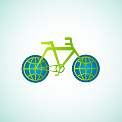 Ecology of bike world