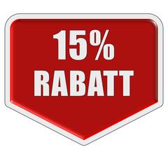 Marker rot 15 % RABATT