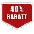 Marker rot 40 % RABATT
