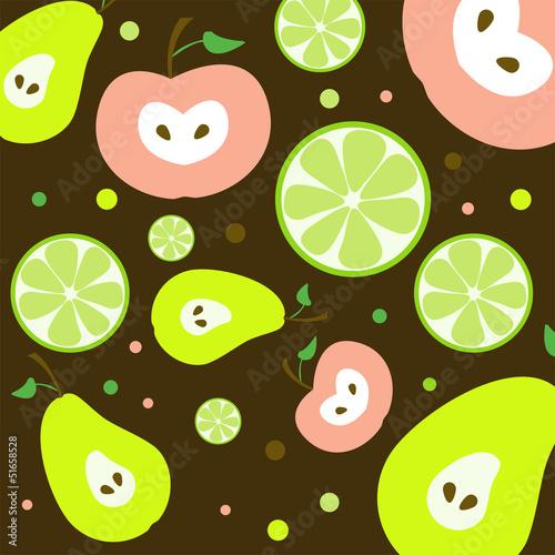 Owoce bez szwu
