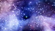 Space nebula nova