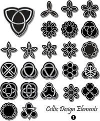 Celtic Design Elements 1
