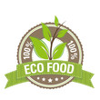 Green Button: 100 % Eco Food