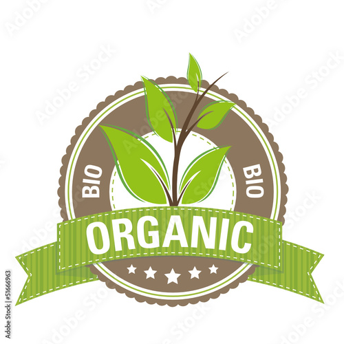 Green Button: Bio Organic