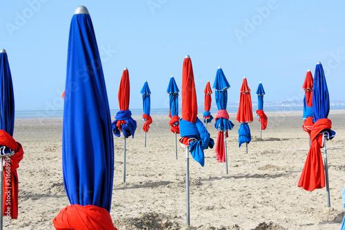 Strand von Deauville