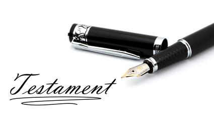 Testament / Füllfeder