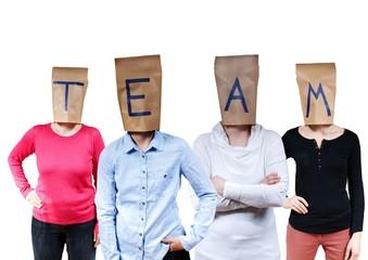 people buldinga team
