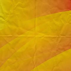 orange abstract paper