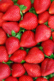 Naklejka strawberries