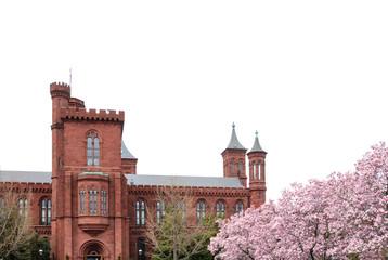 Smithsonian Castle, Washington DC