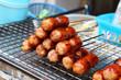 Thai Sausages - Satay
