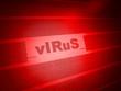 Achtung - Computervirus !