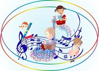 dzień dziecka z piosenką