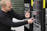 IT Consultant Maintain Blade Server in Datacenter poster