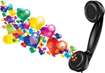 amore al telefono
