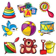 set children toys