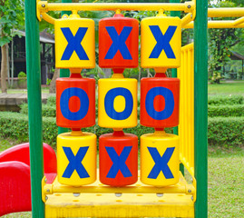 Simple game - X-O game