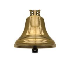 Glocke aus Gold