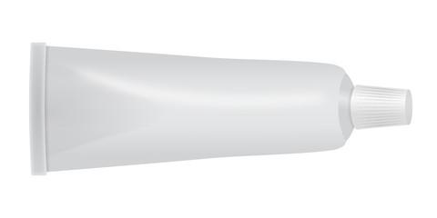 Herstellerneutrale (Creme-, Zahnpasta-, Farb-, …) Tube