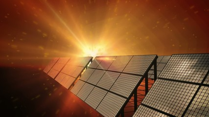 Solar Panels with Sunrise Energy