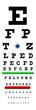 Snellen Chart Eye Test