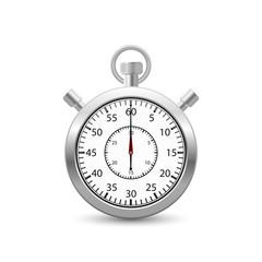 Silver Stopwatch – Timekeeping