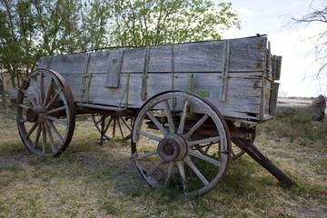 vieux wagon